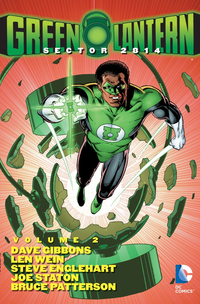 Green Lantern - Sector 2814 Vol.2