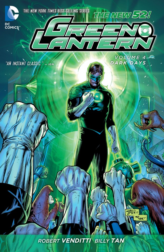 Green Lantern Vol.4 - Dark Days