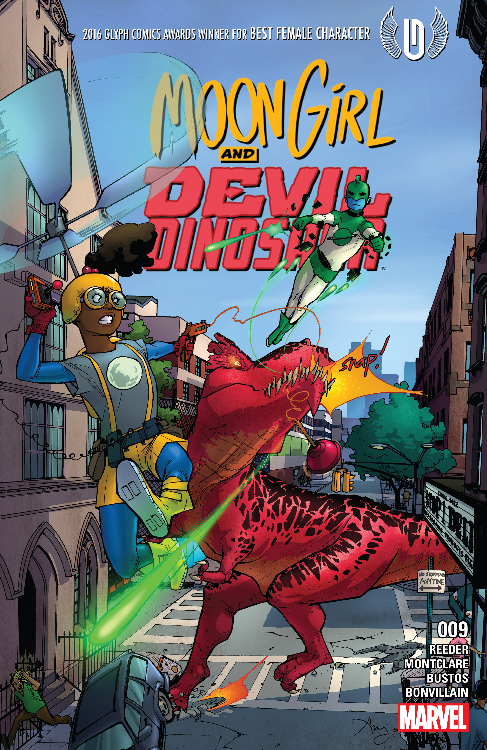 Moon Girl and Devil Dinosaur #09