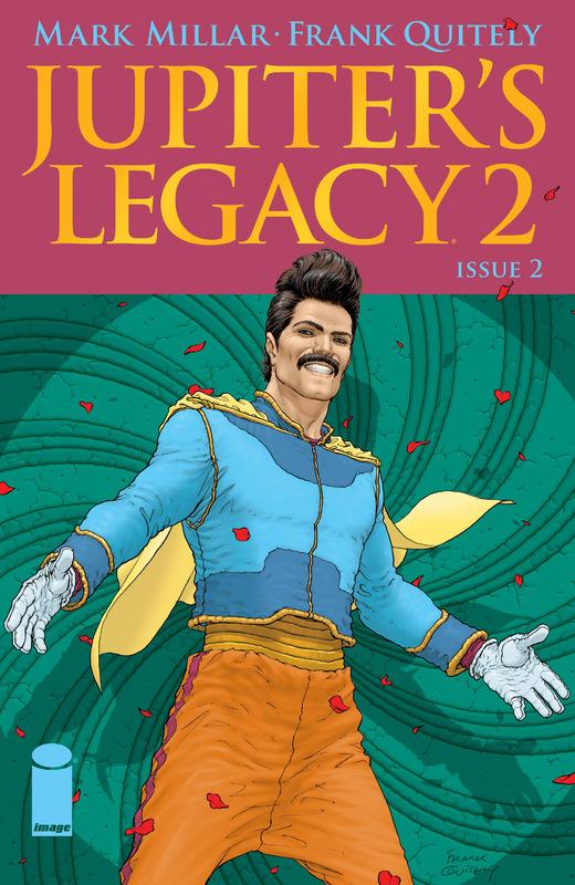 Jupiter's Legacy Vol 2 #2 » Download Free CBR, CBZ Comics, 0