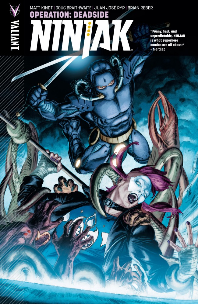 Ninjak Vol.3 - Operation - Deadside