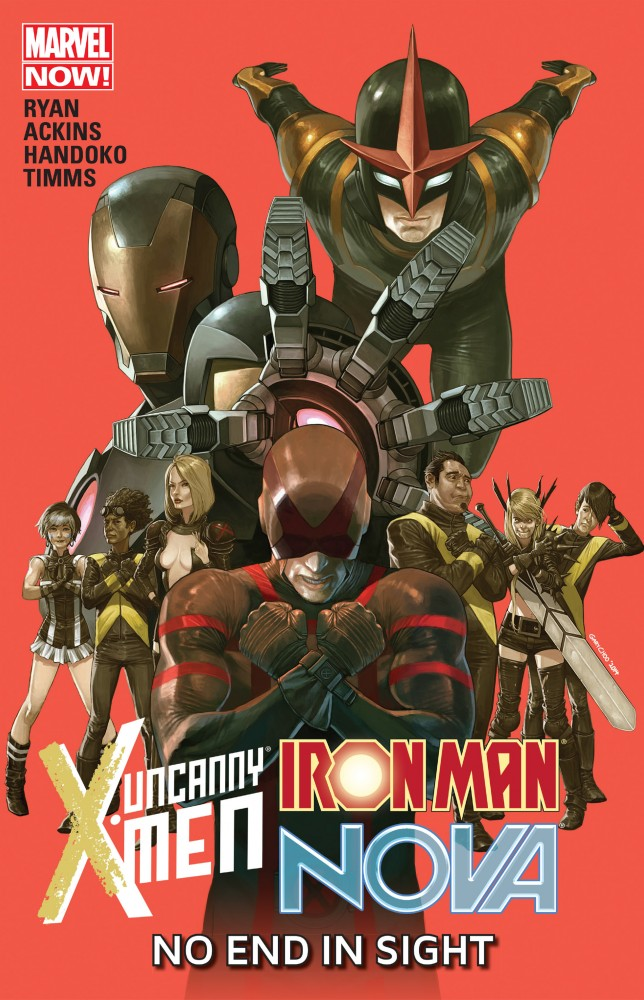 Uncanny X-Men - Iron Man - Nova - No End In Sight