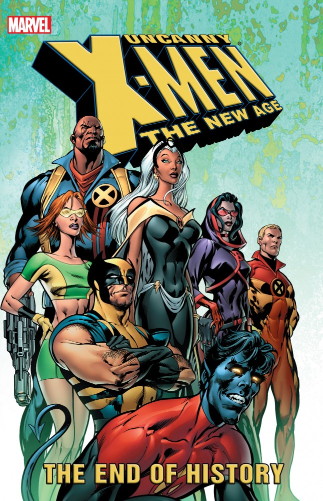 Uncanny X-Men - The New Age - The End Of History Vol.1