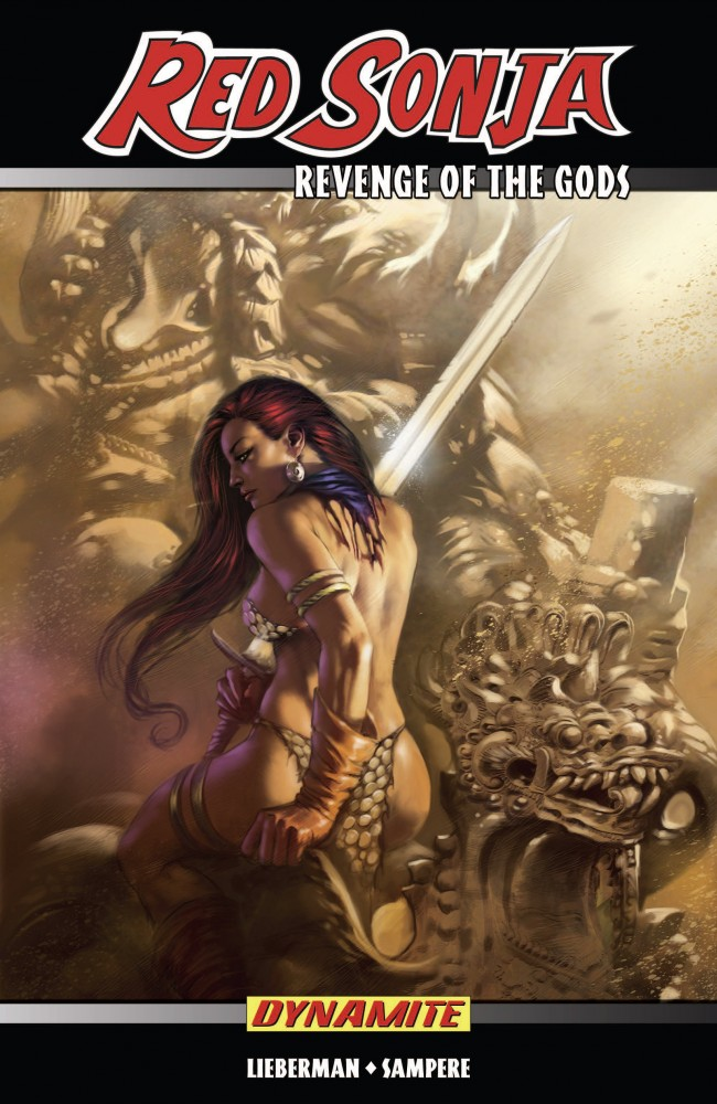 Red Sonja - Revenge of the Gods #1
