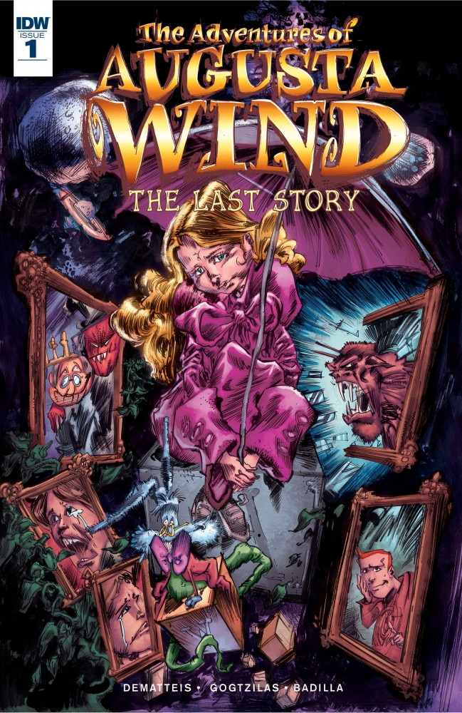 The Adventures of Augusta Wind - The Last Story #1