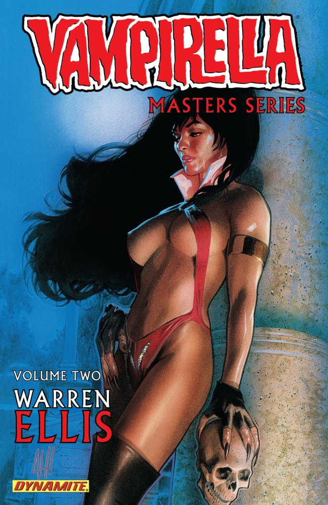 Vampirella Masters Series Vol.2 - Warren Ellis