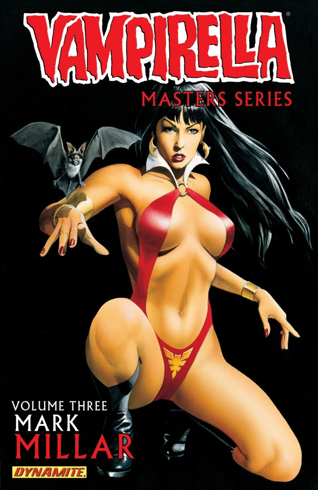 Vampirella Masters Series Vol.3 - Mark Millar