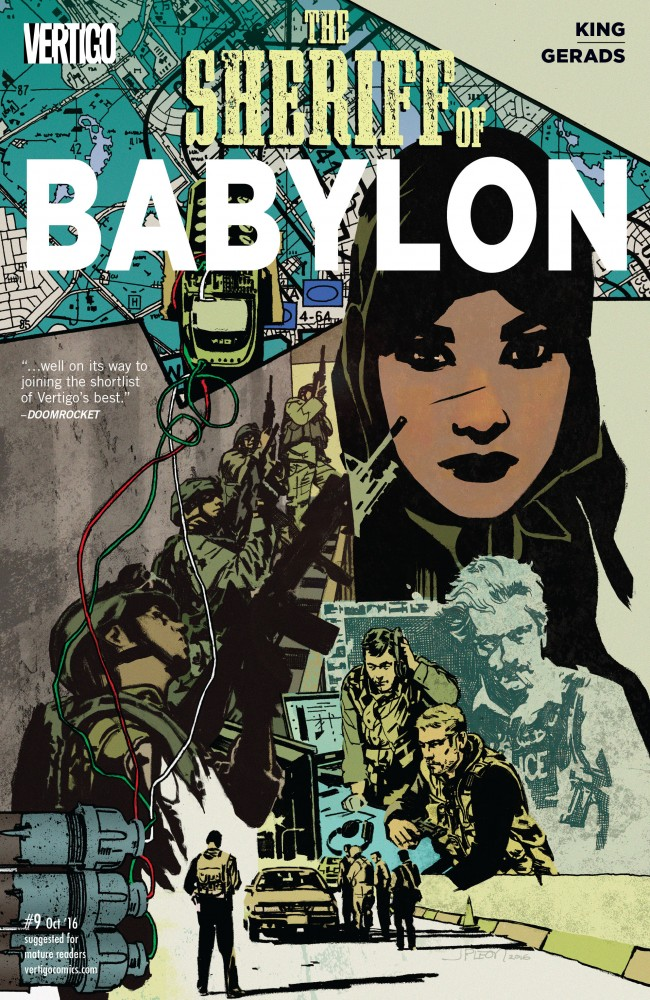 Sheriff of Babylon #09