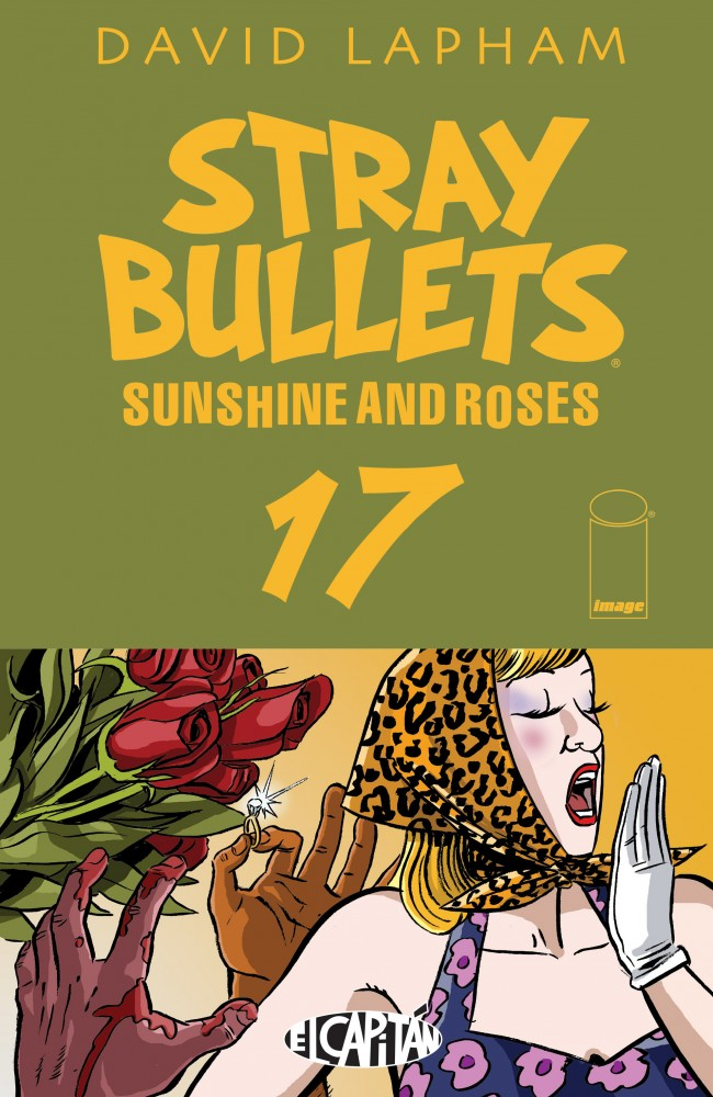 Stray Bullets - Sunshine & Roses #17