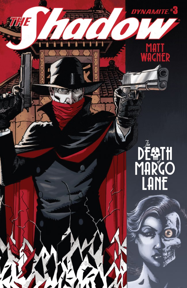The Shadow – The Death of Margot Lane #3