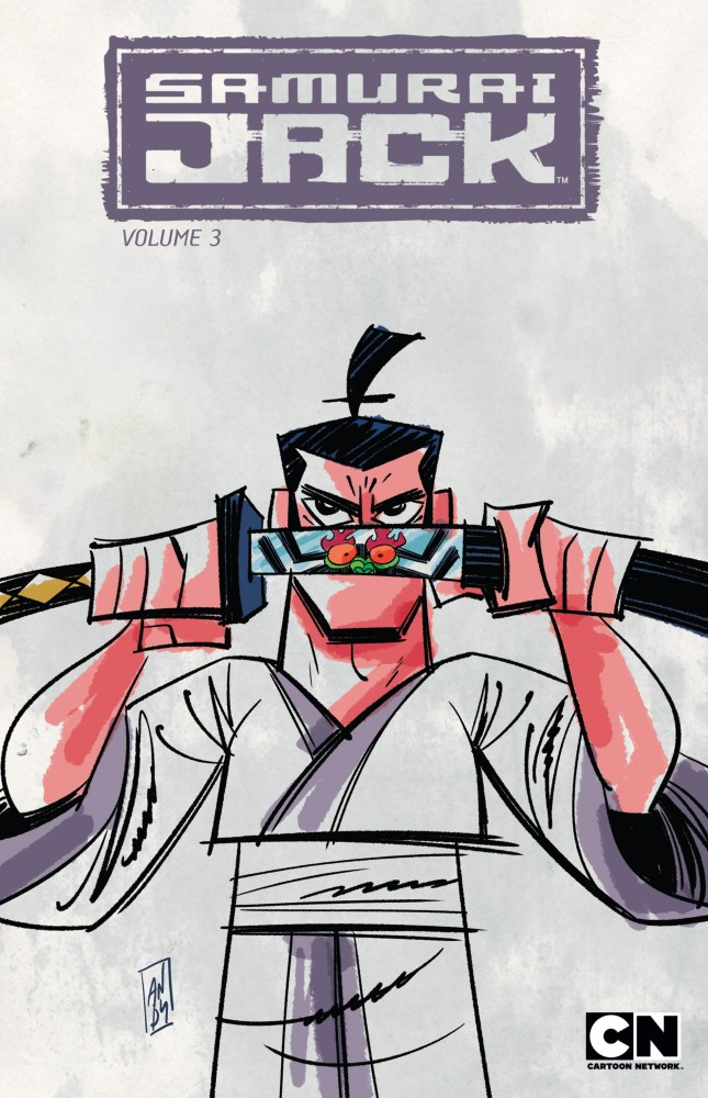 Samurai Jack Vol.3 - The Quest for the Broken Blade
