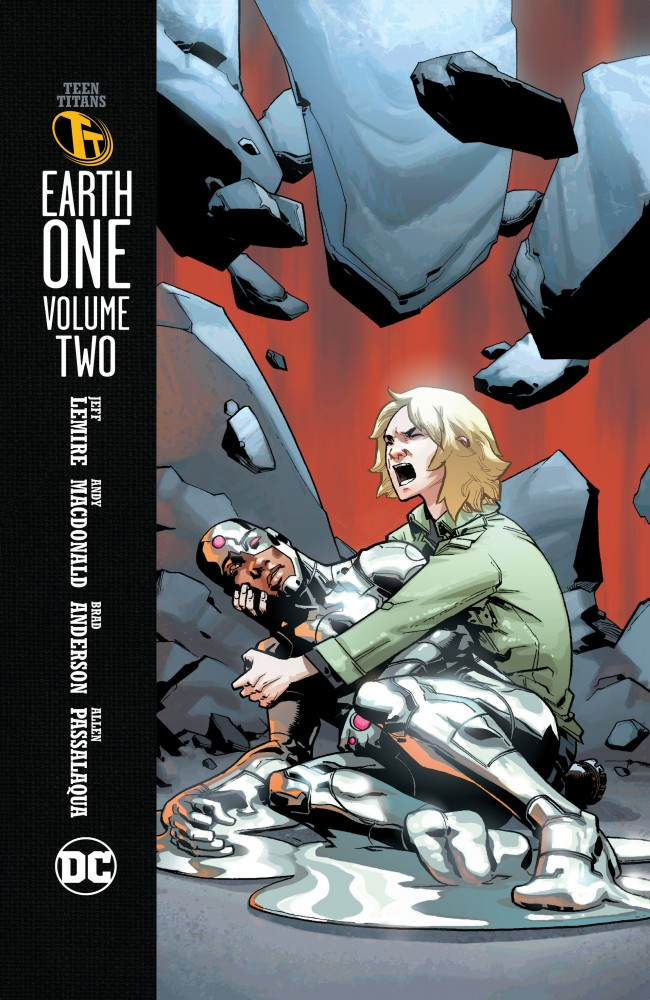 Teen Titans - Earth One Vol.2