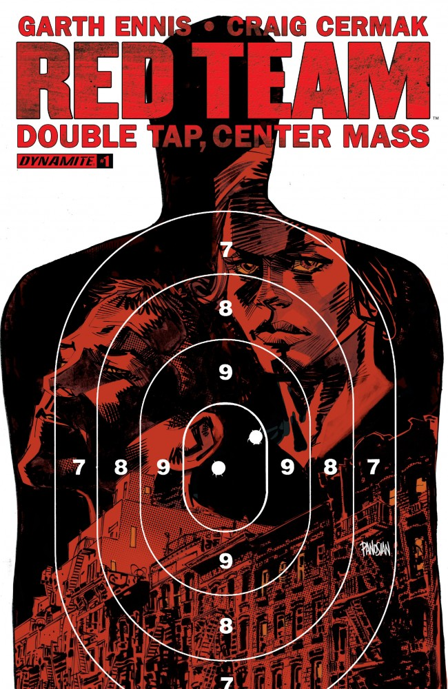 Red Team - Double Tap, Center Mass #1
