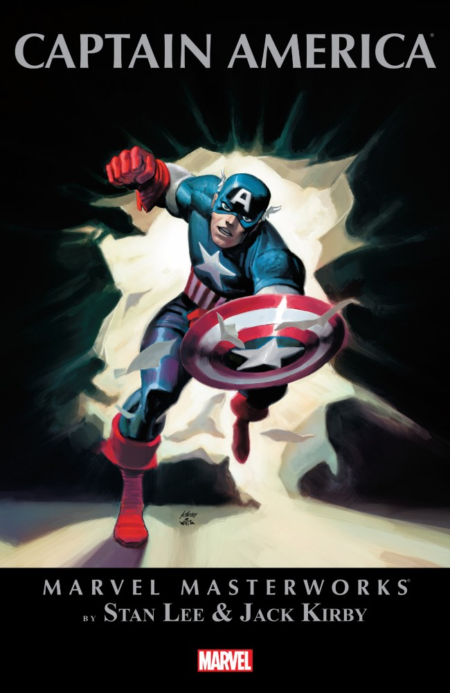 Captain America Masterworks Vol.1