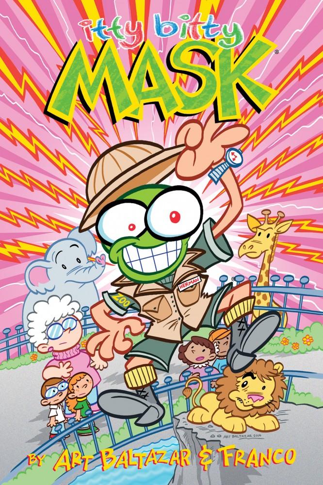 itty bitty mask vol 1 download free cbr cbz comics 0 day