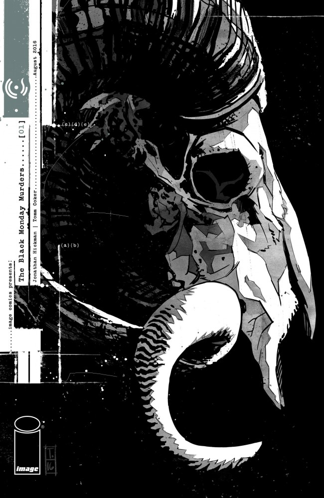 The Black Monday Murders #01