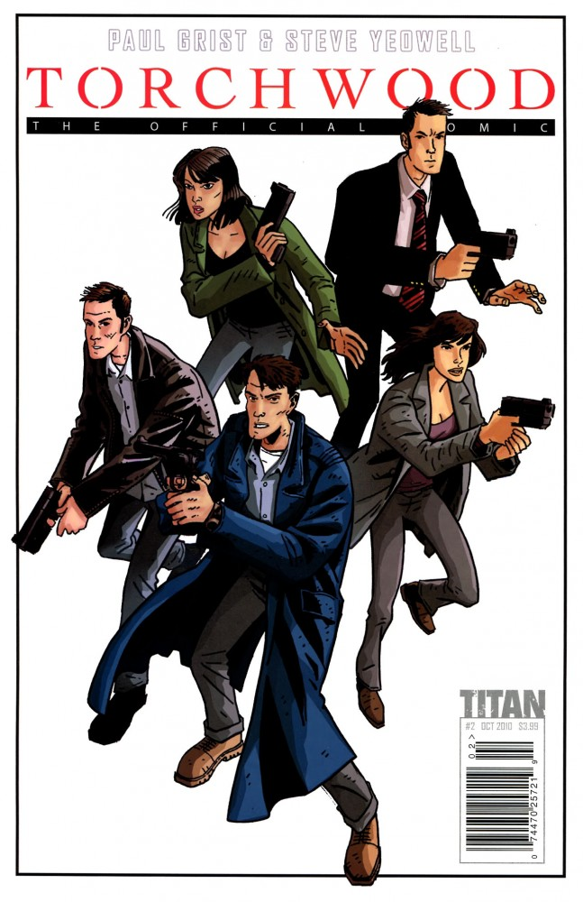Torchwood #2-6