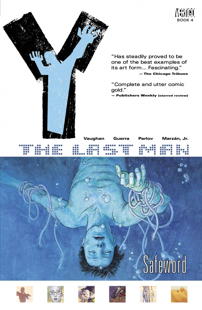 Y - The Last Man Vol.4 - Safeword