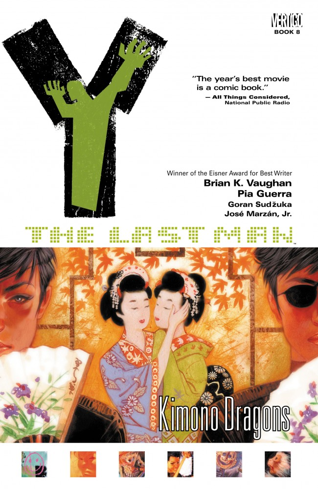 Y - The Last Man Vol.8 - Kimono Dragons