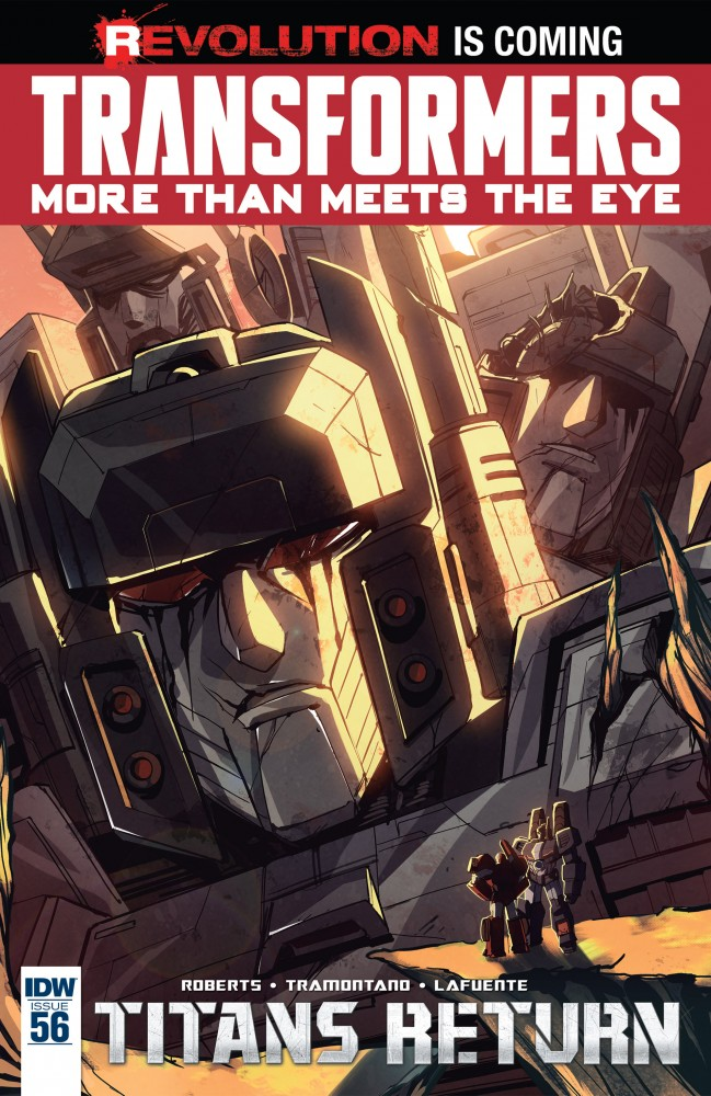 The Transformers - More Than Meets the Eye #56