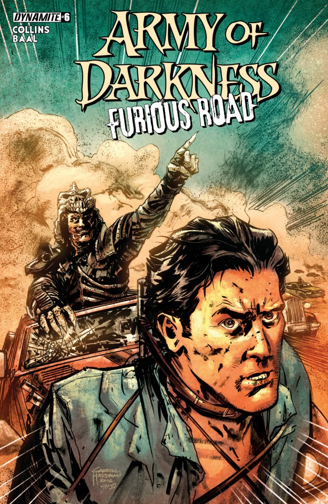 Army Of Darkness Furious Road #06