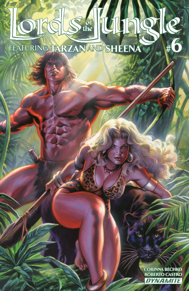 Lords Of The Jungle #6