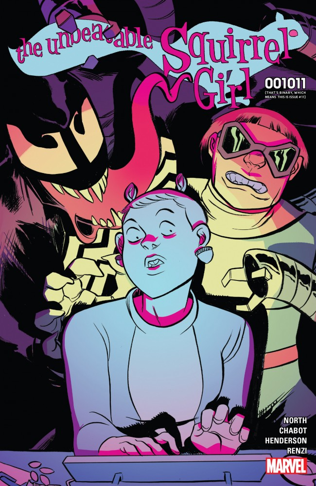The Unbeatable Squirrel Girl Vol.2 #11
