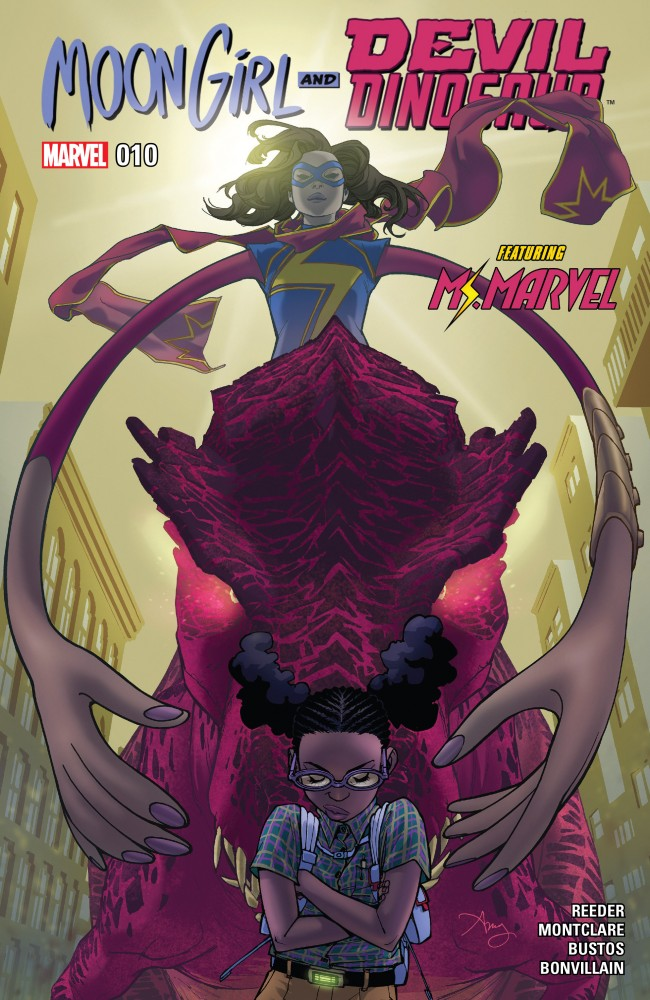 Moon Girl and Devil Dinosaur #10
