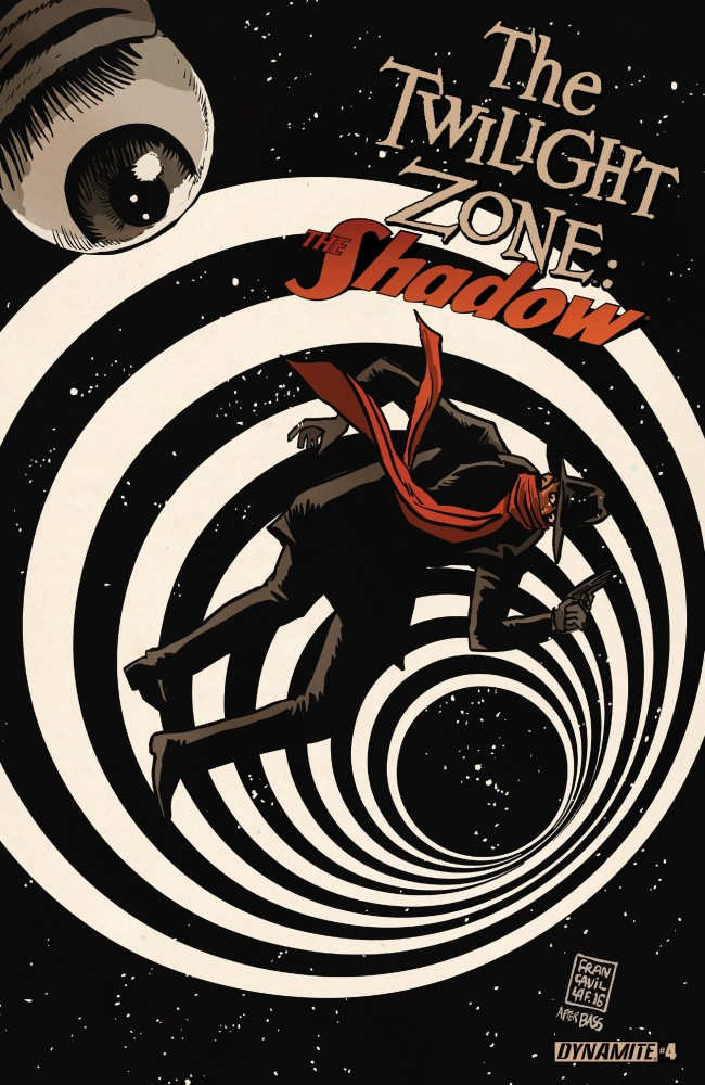 The Twilight Zone The Shadow #4