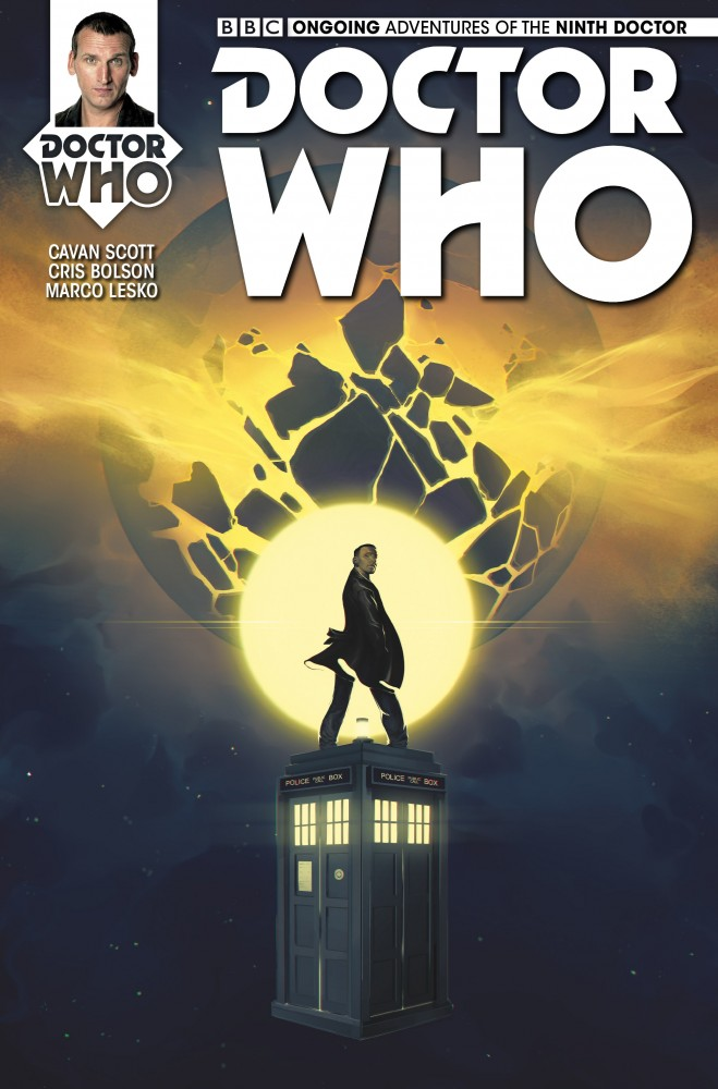 Doctor Who The Ninth Doctor Ongoing #04