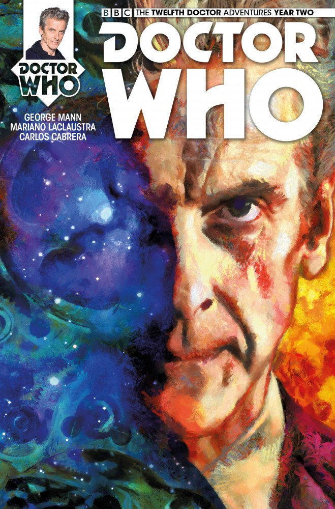 Doctor Who The Twelfth Doctor Year Two #08