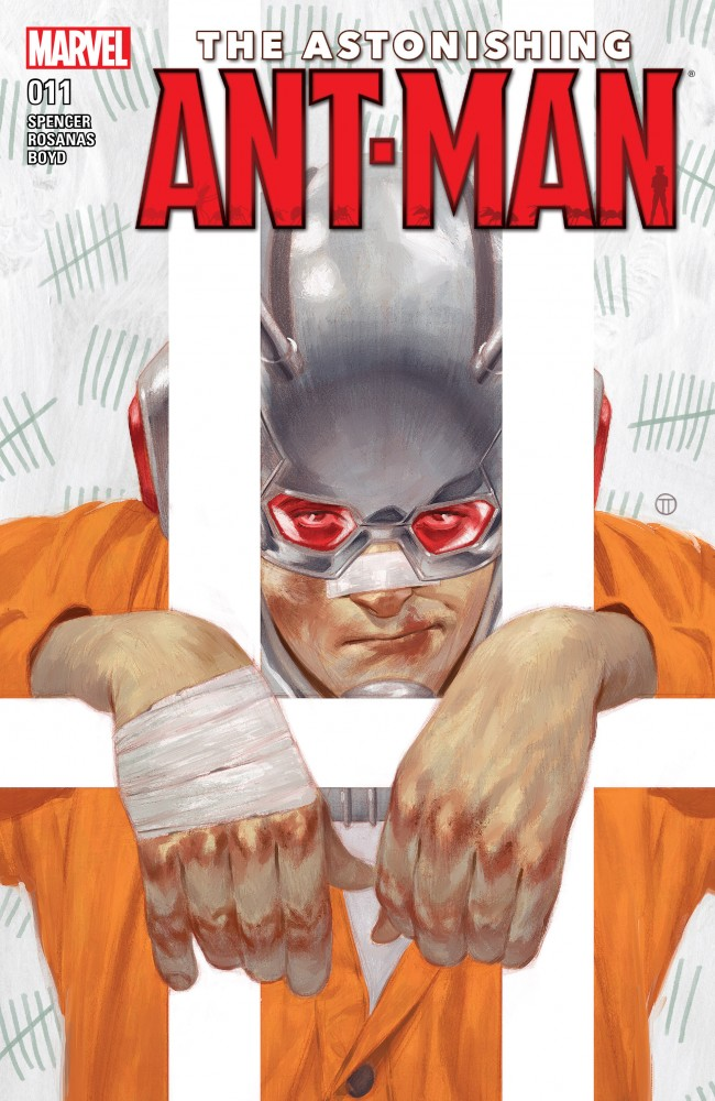 The Astonishing Ant-Man #11