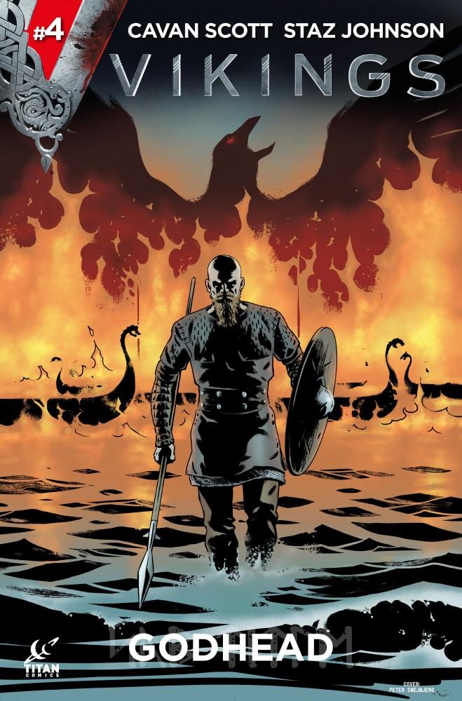 Vikings - Godhead #4 » Download Free CBR, CBZ Comics, 0-day Releases