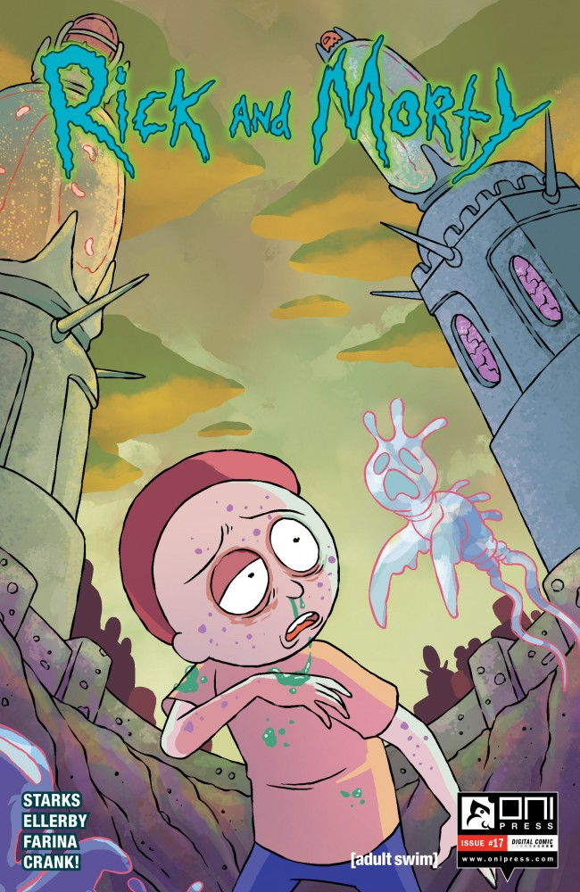 Rick and Morty #17
