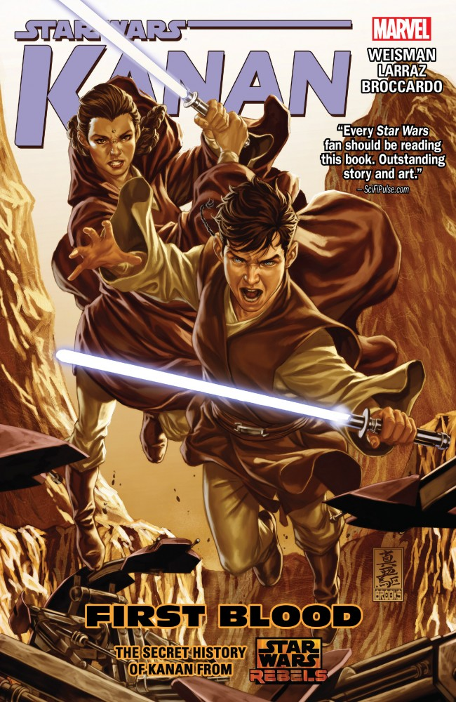 Star Wars - Kanan - First Blood vol.2