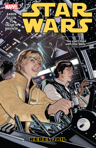 Star Wars - Rebel Jail Vol.3