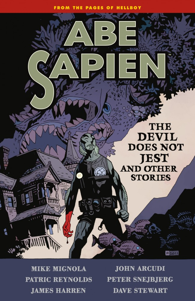 Abe Sapien Vol.2 - The Devil Does Not Jest and Other Stories