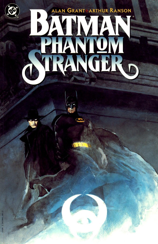 Batman - Phantom Stranger #1
