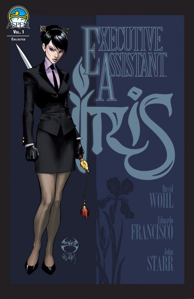 Executive Assistant Iris Vol.1