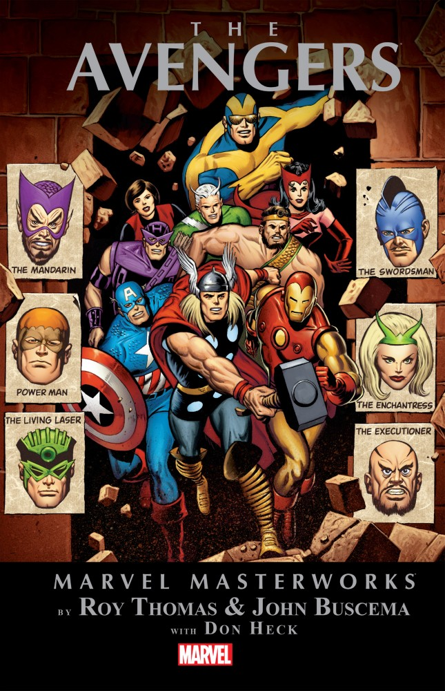 Marvel Masterworks - The Avengers Vol.5