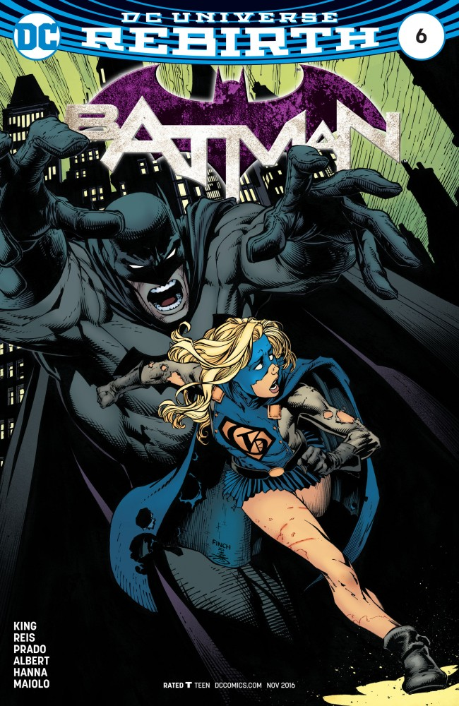 Batman Vol.3 #6