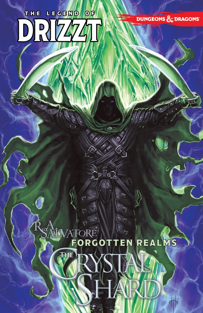 Dungeons & Dragons - The Legend of Drizzt - The Crystal Shard Vol.4