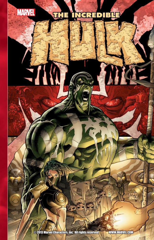House of M - Incredible Hulk #1