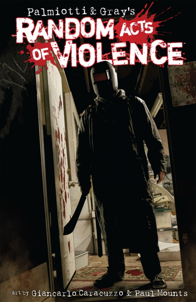 Random Acts of Violence #1