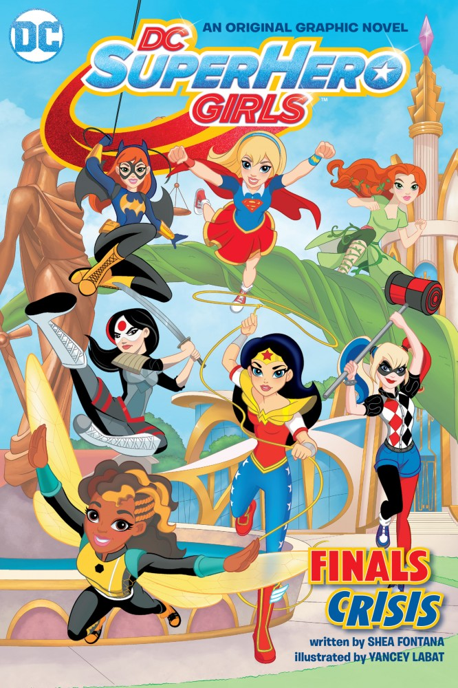 DC Super Hero Girls - Final Crisis #1