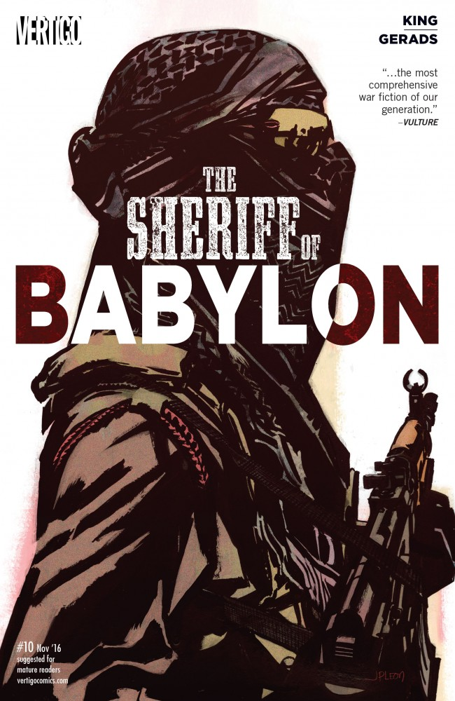 Sheriff of Babylon #10