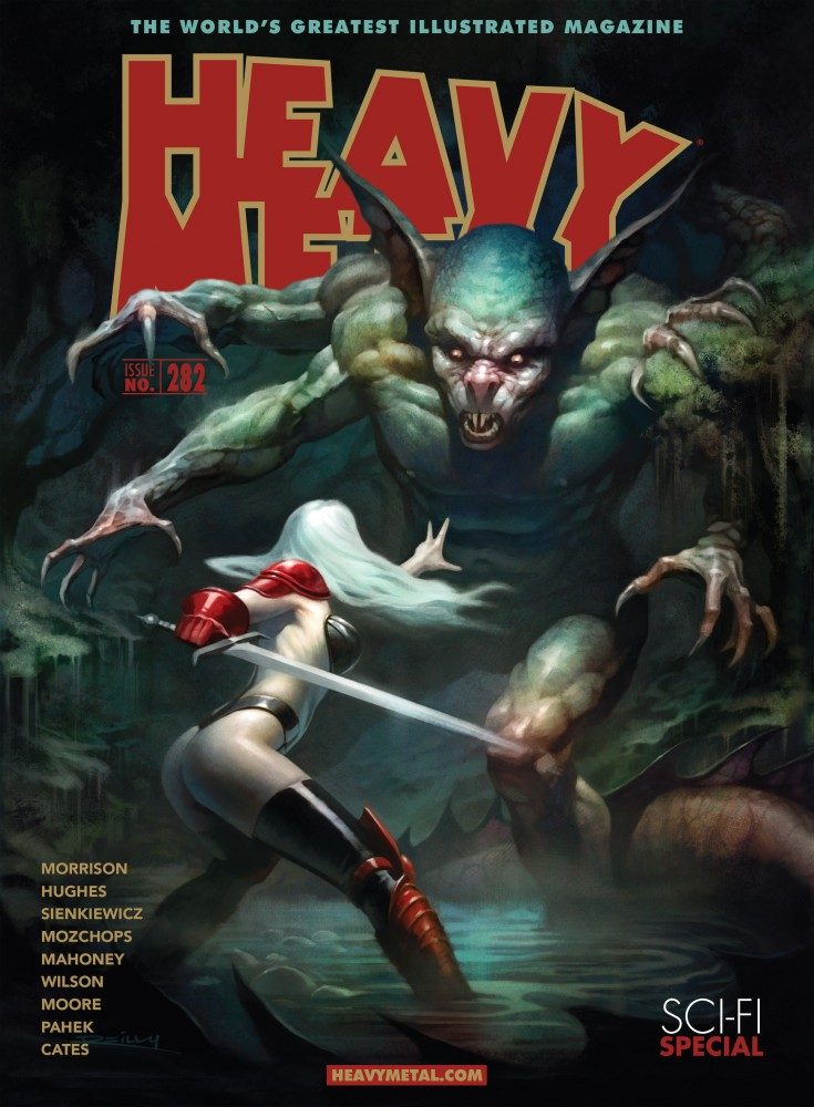 Heavy Metal #282