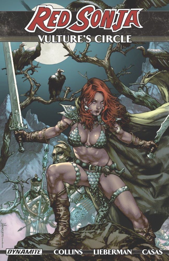 Red Sonja - Vulture's Circle #1