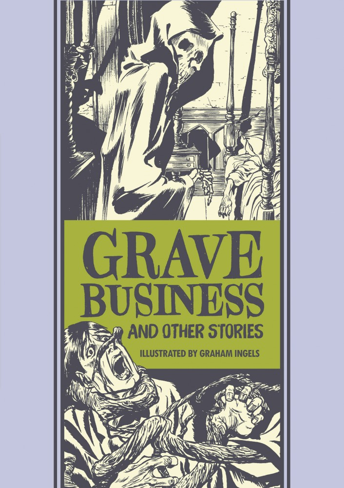 Grave Business And Other Stories #1