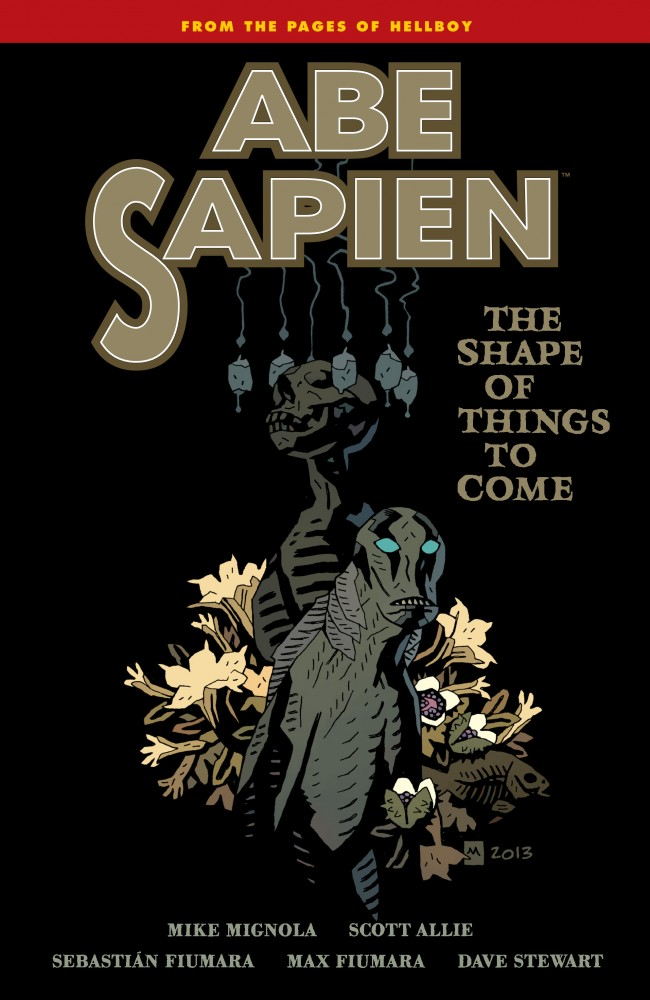 Abe Sapien Vol.4 - The Shape of Things to Come
